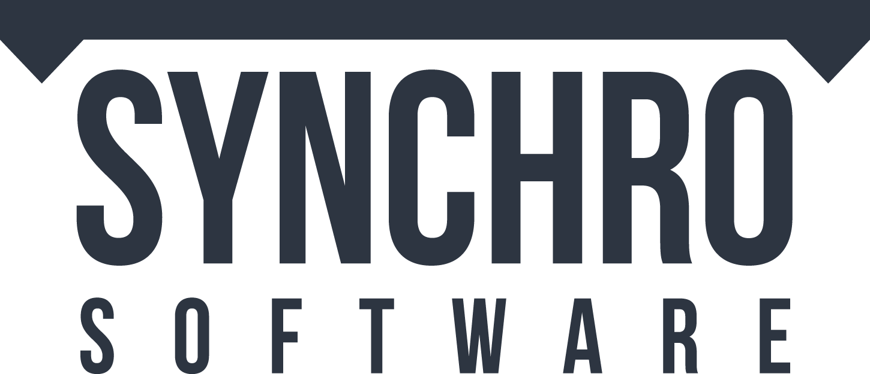 Synchro Logo Dark Blue 696 transparent
